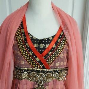 Dresses & Skirts - Pakistani Dress and Dupatta